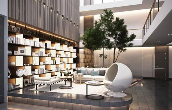 Circle-Rein-Sukhumvit12-Bangkok-condo-for-sale-library