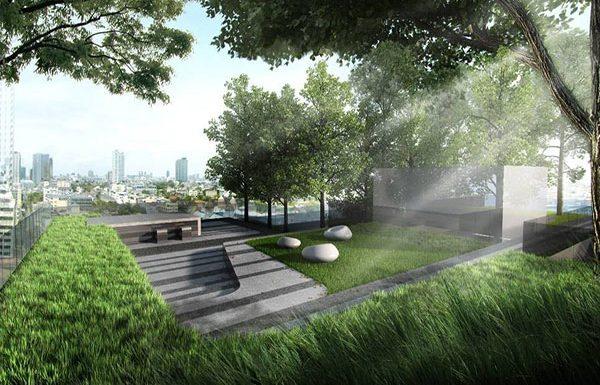 Circle-Rein-Sukhumvit12-Bangkok-condo-for-sale-rooftop-garden