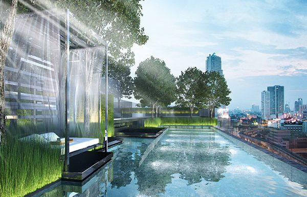 Circle-Rein-Sukhumvit12-Bangkok-condo-for-sale-swimming-pool