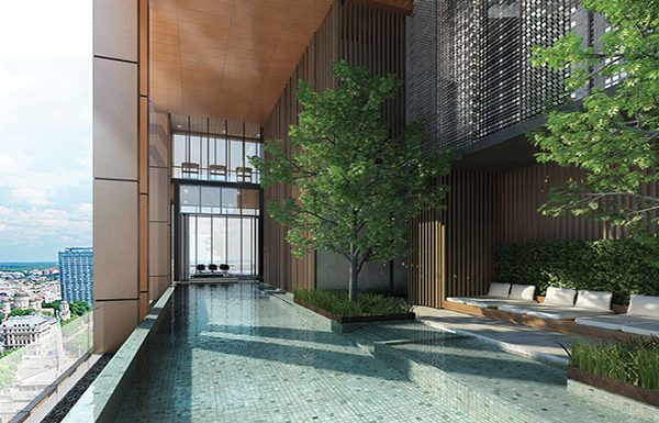 Circle-Sukhumvit-31-Bangkok-condo-for-sale-swimming-pool