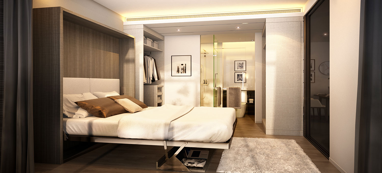 Circle-Sukhumvit-31-Bangkok-condo-1-bedroom-for-sale-photo-1