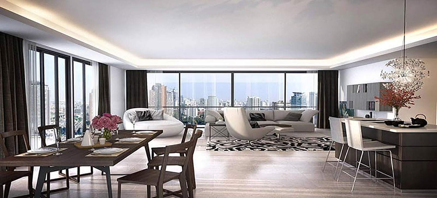 Circle-Sukhumvit-31-Bangkok-condo-3-bedroom-for-sale-photo-2
